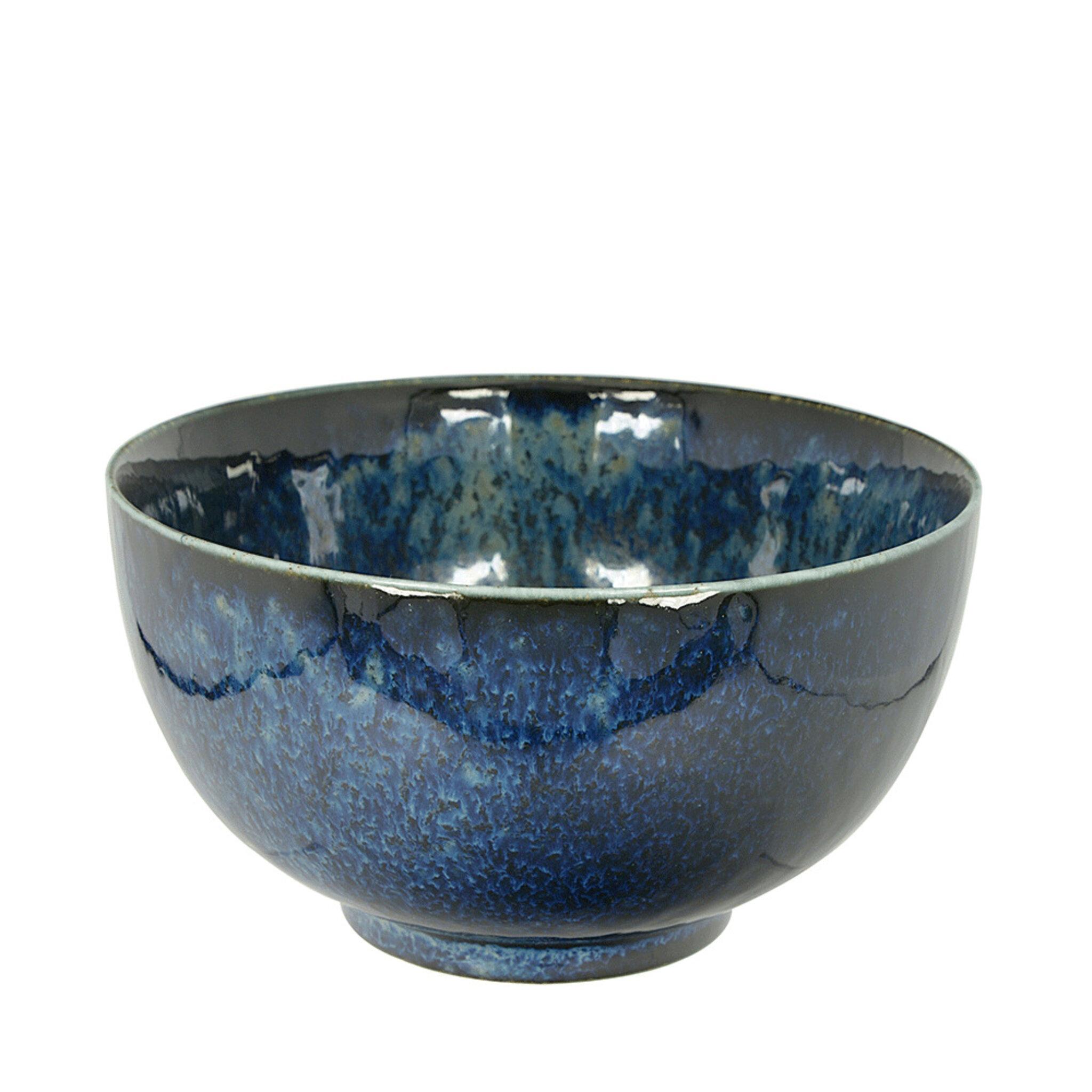 Skål Cobalt blue Ø13 cm blå 13X7CM