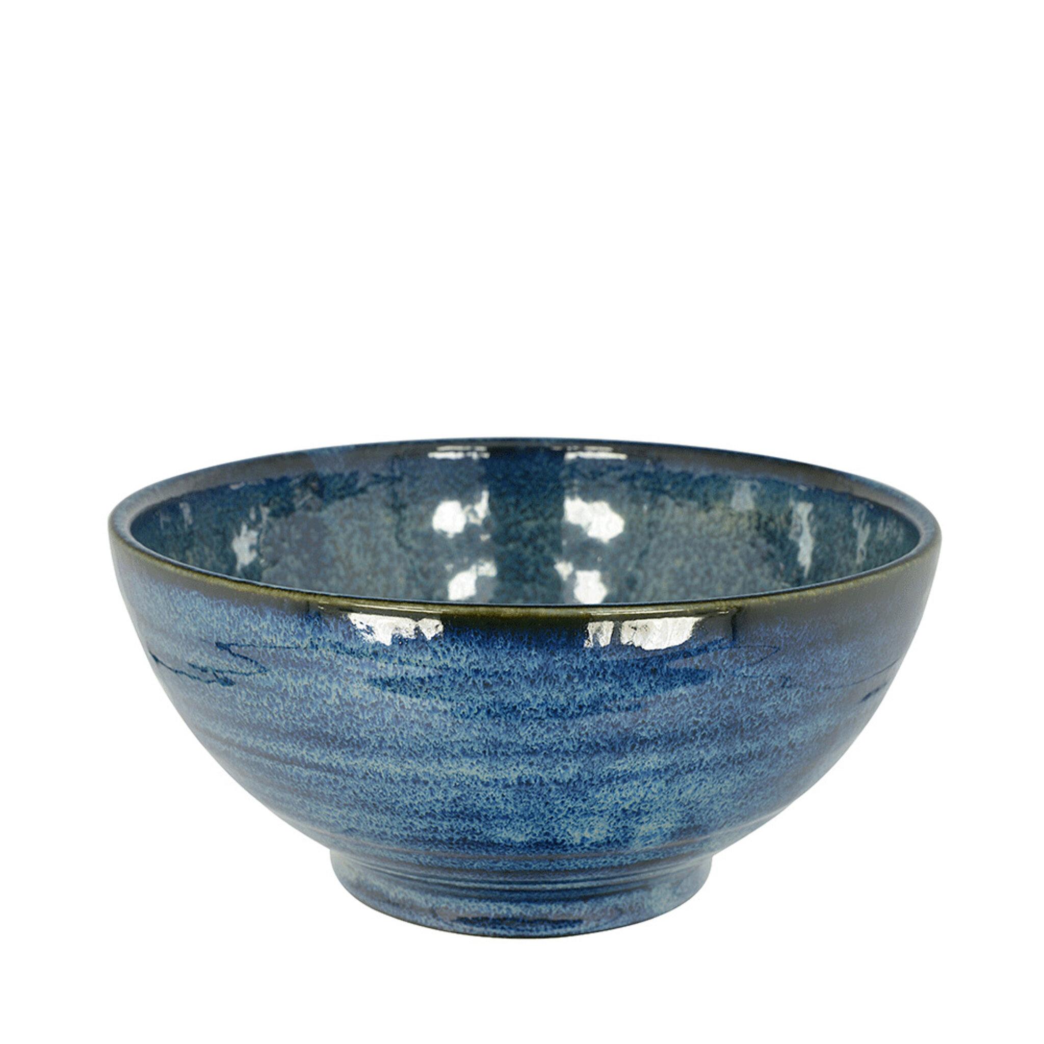Skål Cobalt blueØ19 cm blå 19X9CM