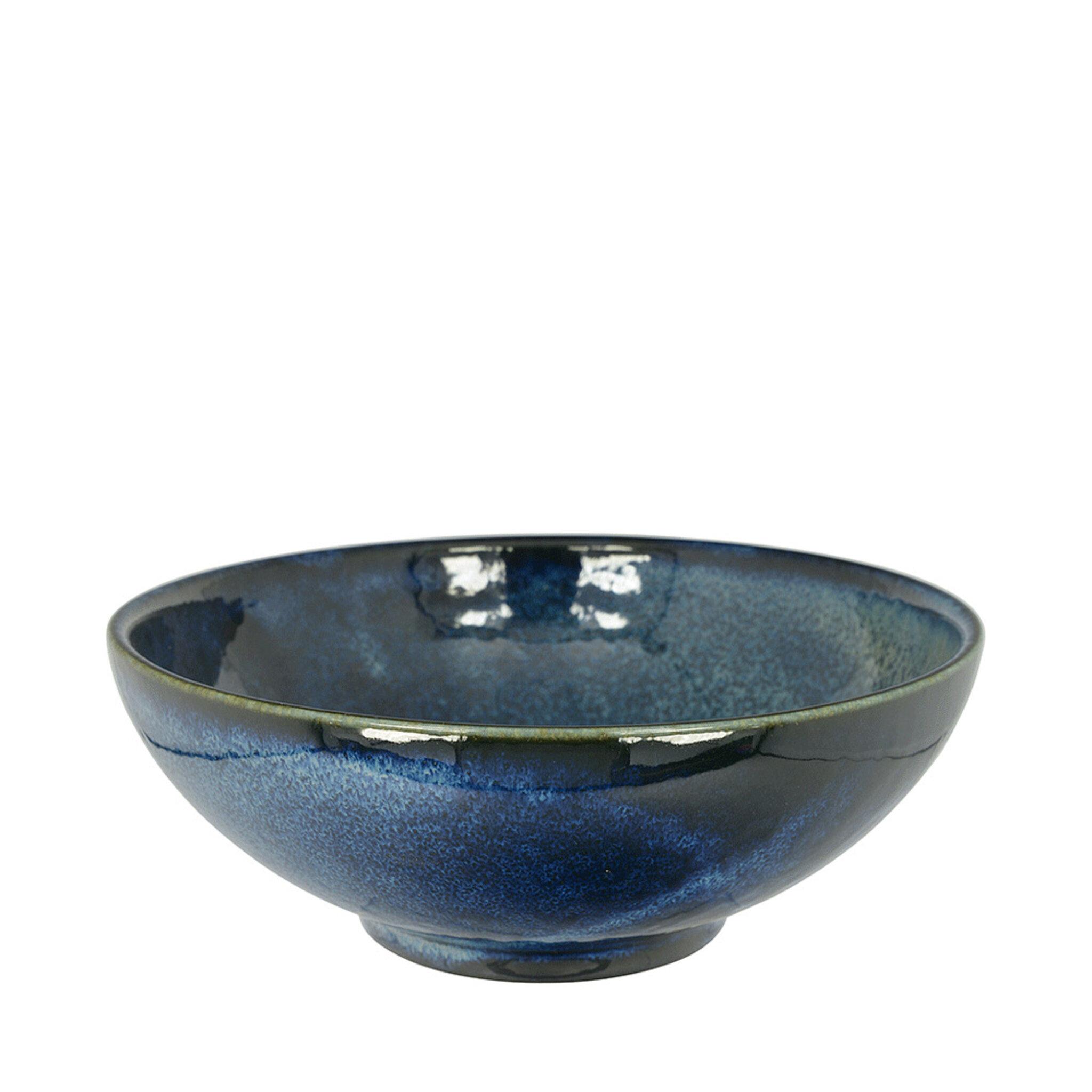 Skål Cobalt blueØ21 cm blå 21X8CM