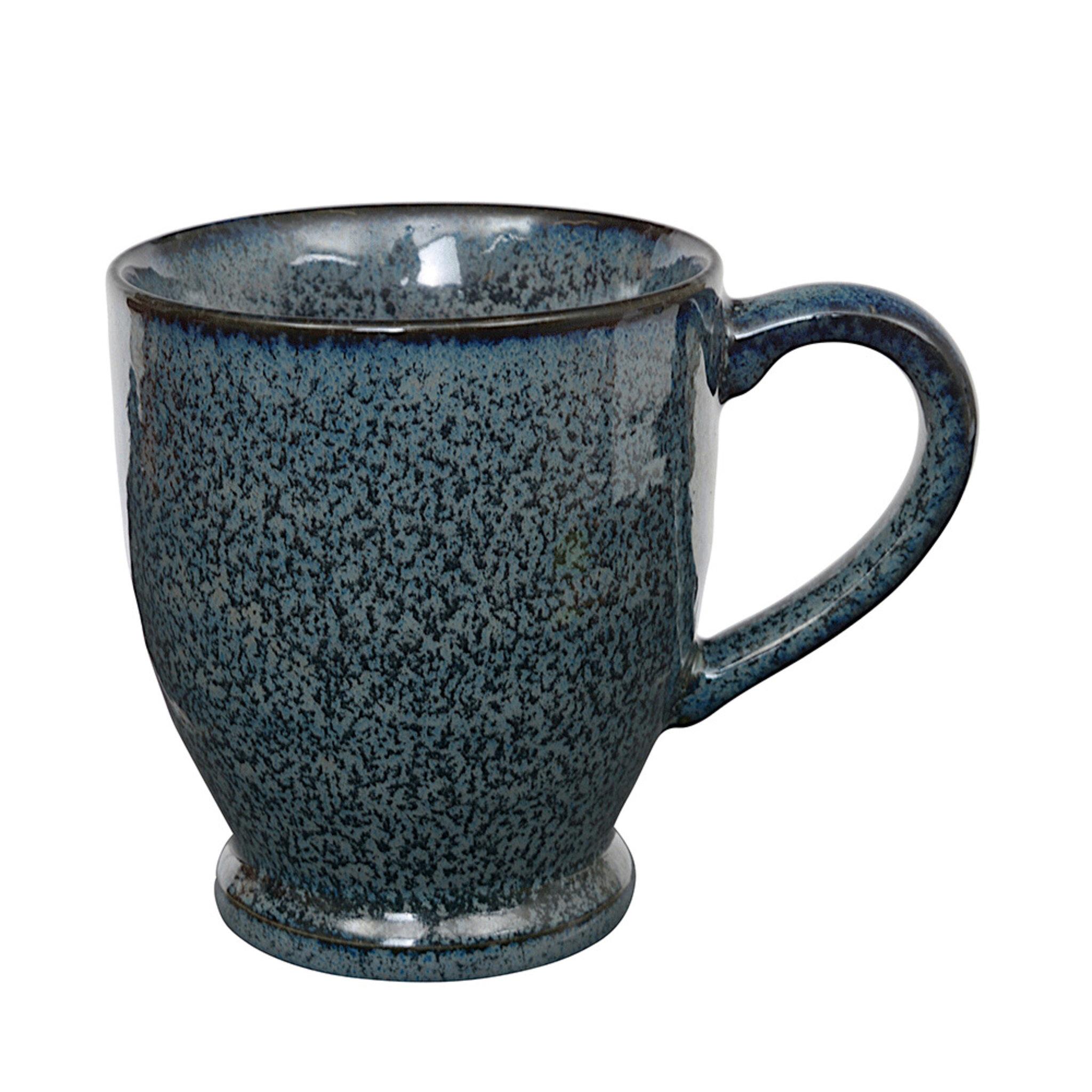 Mugg med öra Cobalt blue 8×9 cm 8X9CM