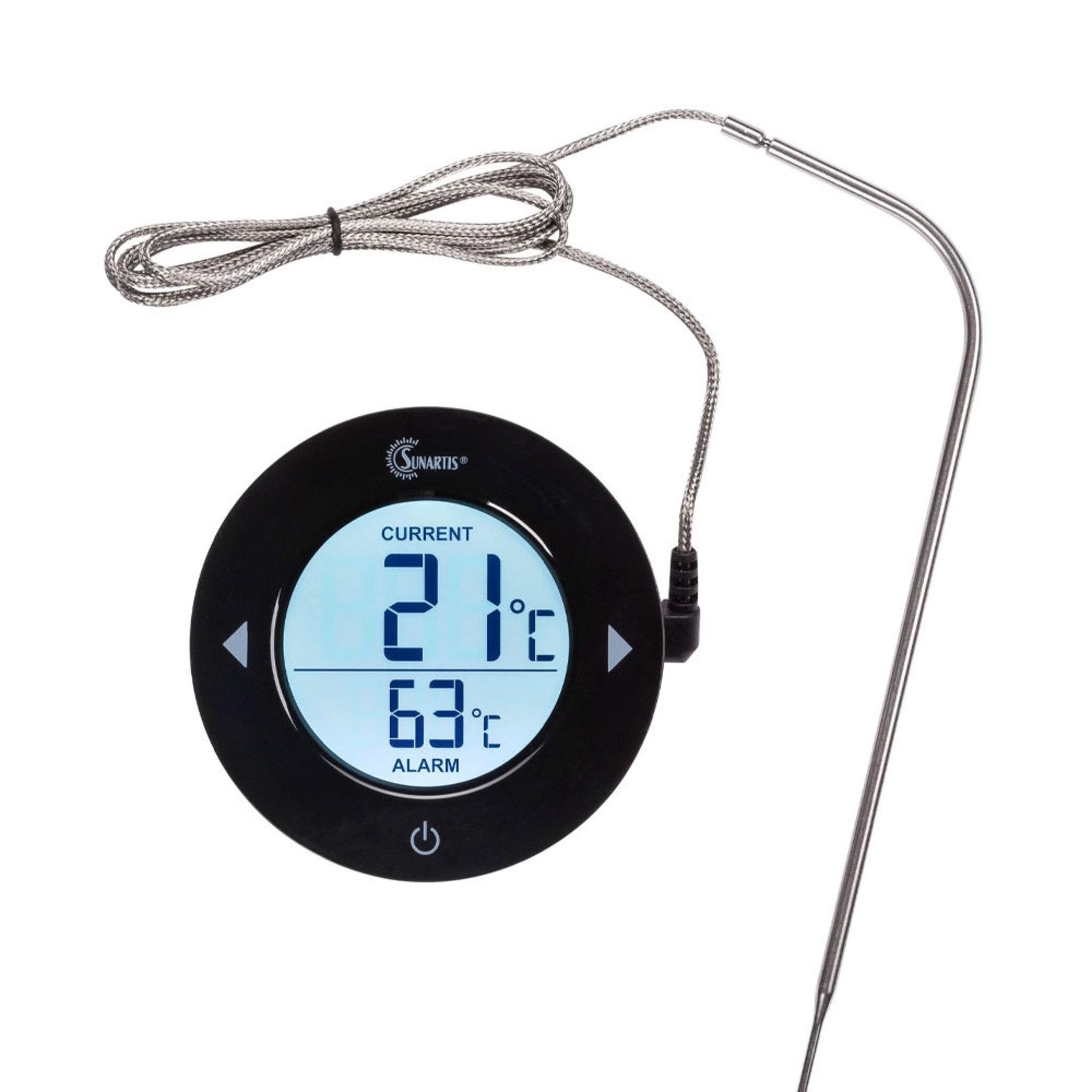 Digital ugnstermometer
