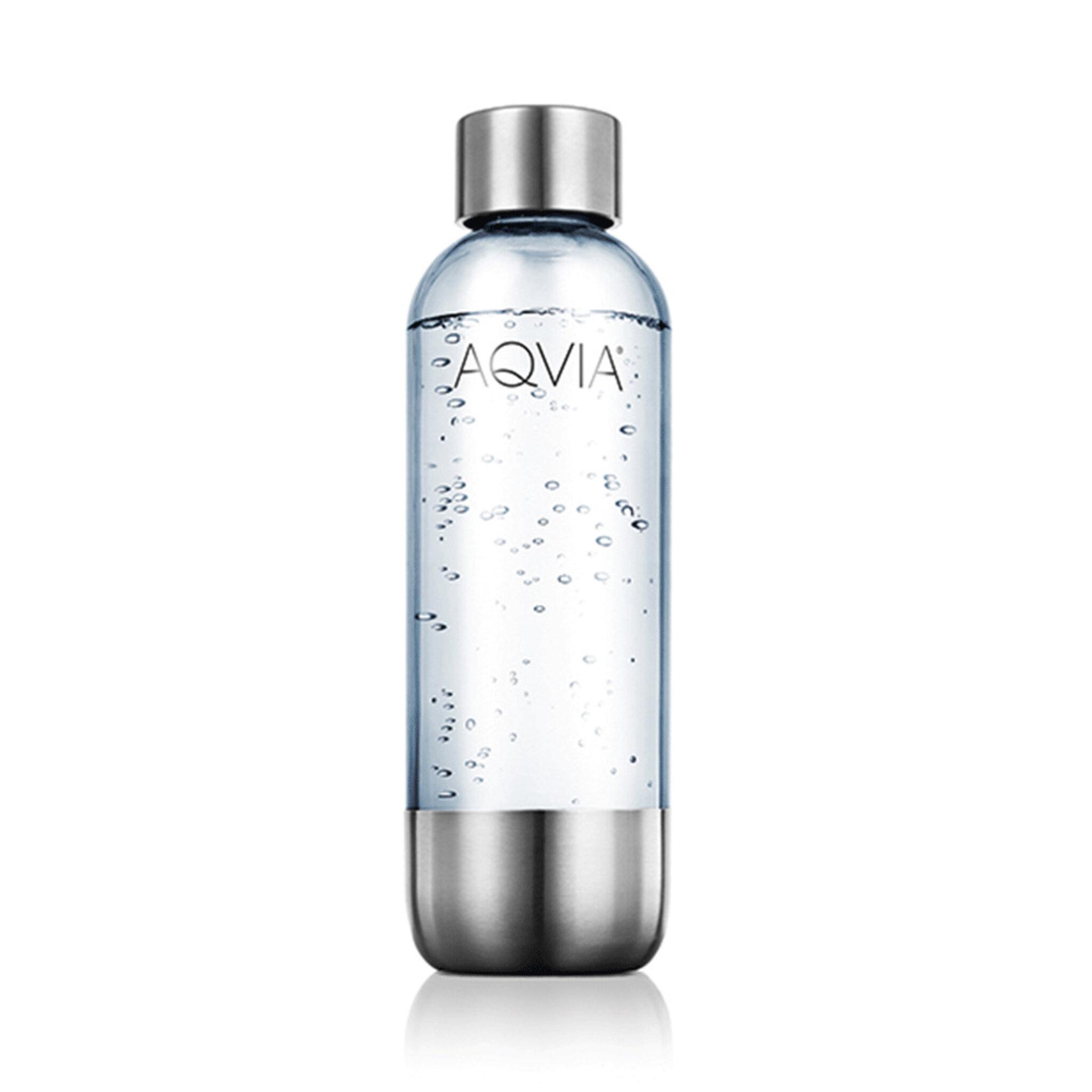 PET-flaska Aqvia 1 L