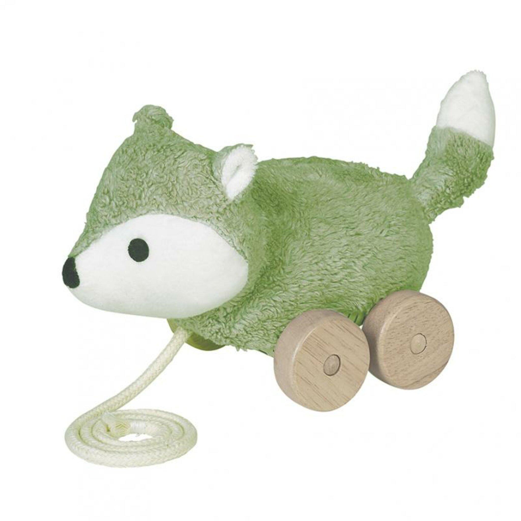 Mingus Fox Pull Toy