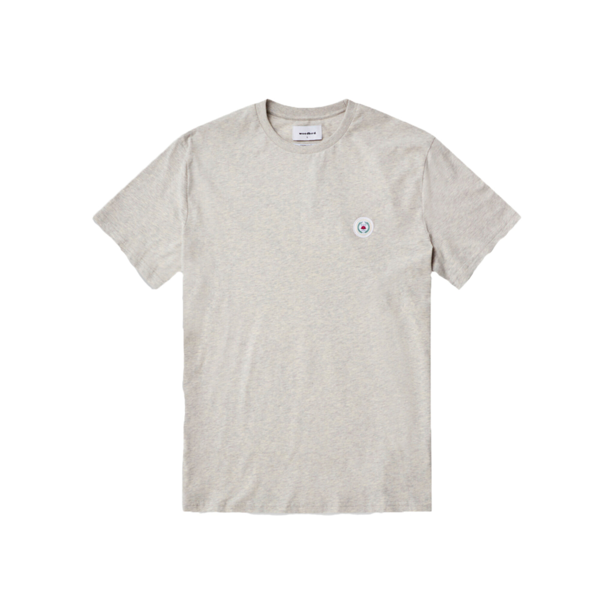 Our Jarvis Patch Snow Tee