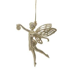 Ornament Hängande Älva