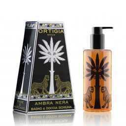 Ambra Nera Shower Gel, 250 ml
