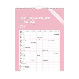 Familjekalender 2020 Praktisk