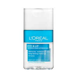 Eye & Lip Express Make-Up Remover, 125 ml