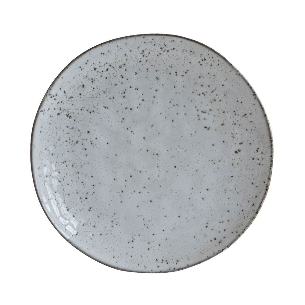 Kakfat Rustic Ø 205 cm grå