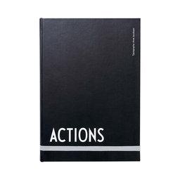 Anteckningsbok Actions A5