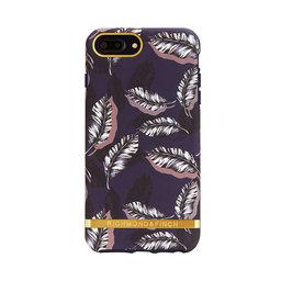 Mobilskal iPhone 6/6S/7/8 PLUS Botanical Leaves gold details