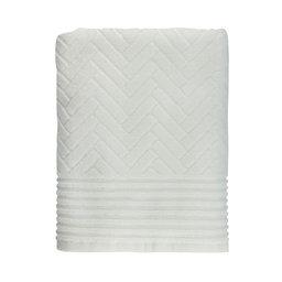 Gästhandduk Brick 35×55 cm 2-pack off white