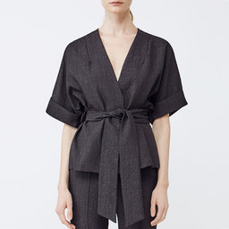 Susan jacket black