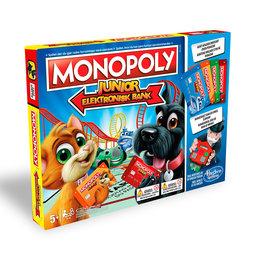 Sällskapsspel, Monopol junior Electronic Banking