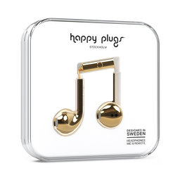 Earbud Plus Gold