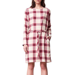 Dress Candice Flannel