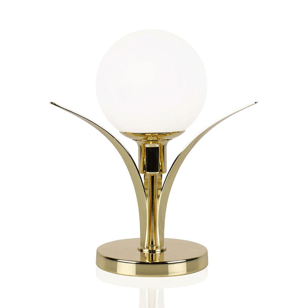 Bordslampa Savoy 30×20 cm mässing