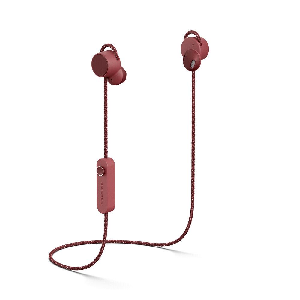 Hörlurar Jakan Bluetooth Mulberry Red
