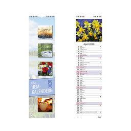 Väggkalender 2020 Lilla Hemkalendern
