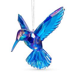 Julgransdekoration Kolibri. 7×10 cm