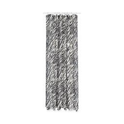 Duschdraperi Zebra 180×200 cm