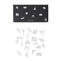 Office Icons till anslagstavla 20 delar