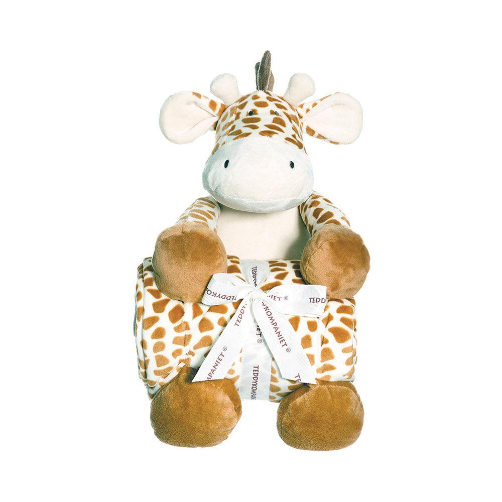 Gosedjur och filt, Diinglisar Wild Giraff