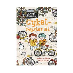 Lassemajas Detektivbyrå: Cykelmysteriet, Martin Widmark