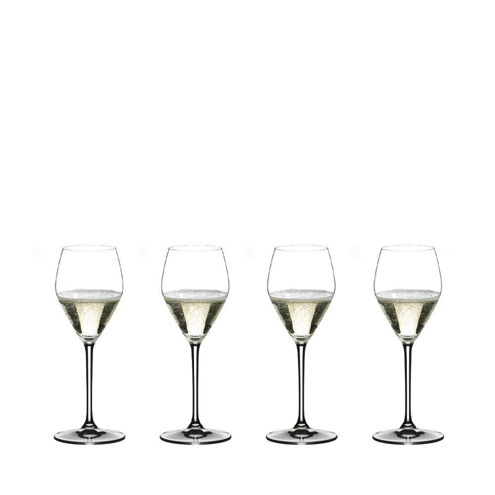 Vin/Prosecco-glas 4-pack