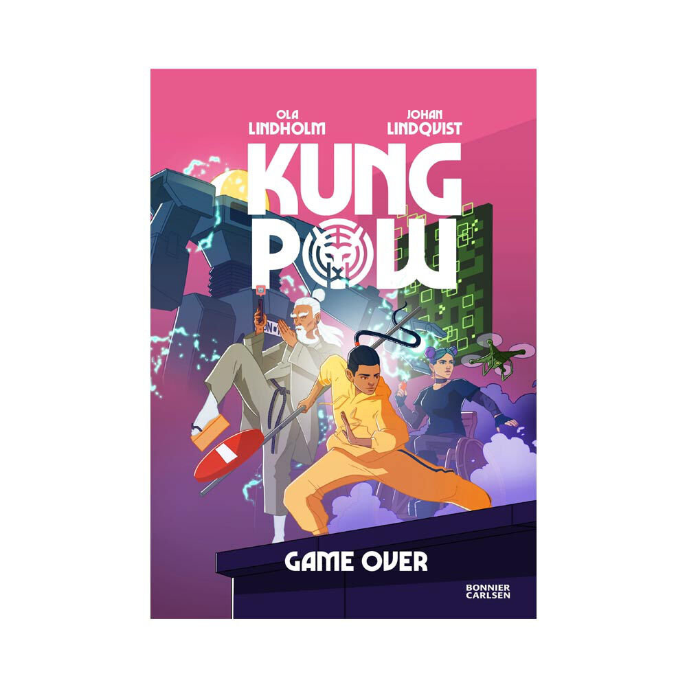 Kung Pow Game over
