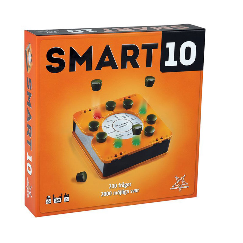 Sällskapsspel, Smart10