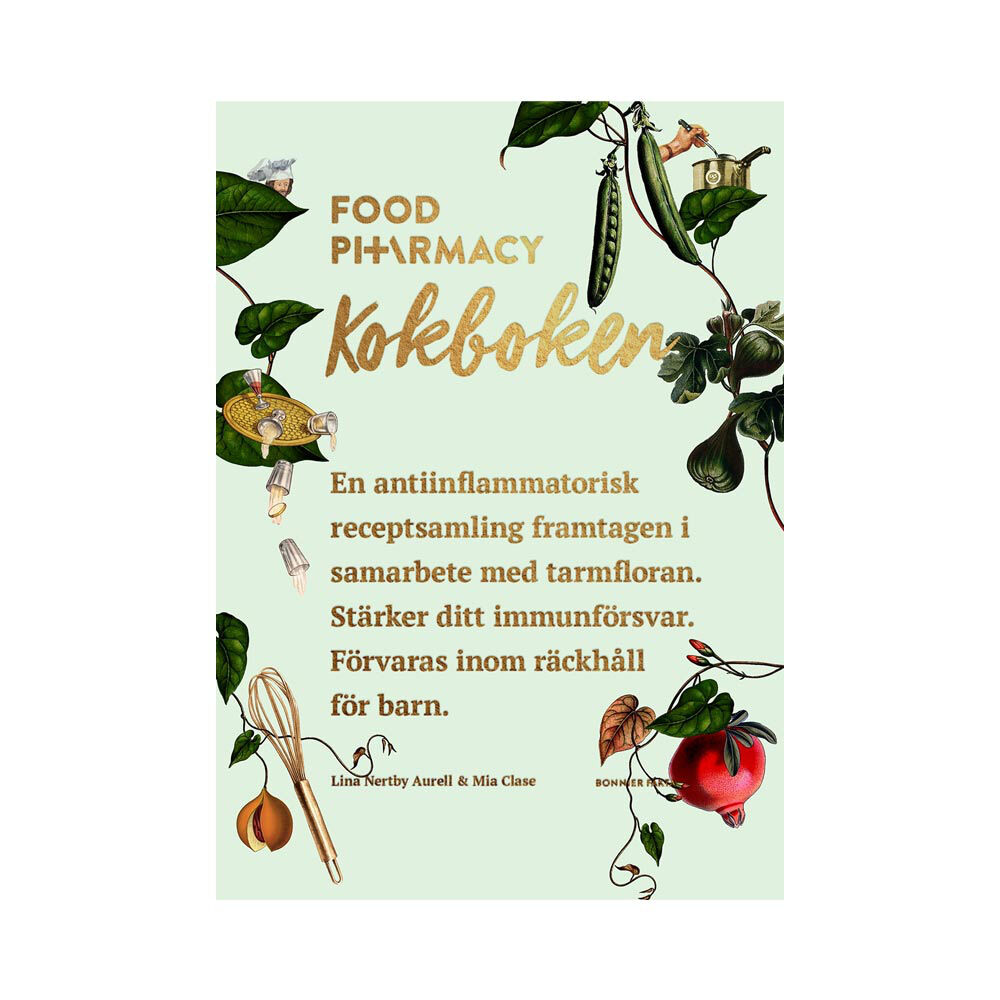 Food Pharmacy: kokboken