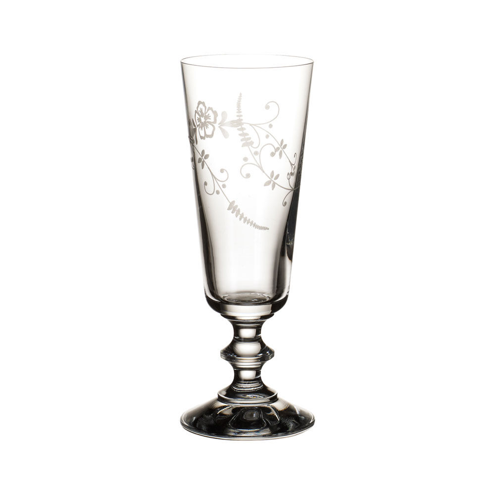 Champagneglas Set Old Luxembourg 4-pack