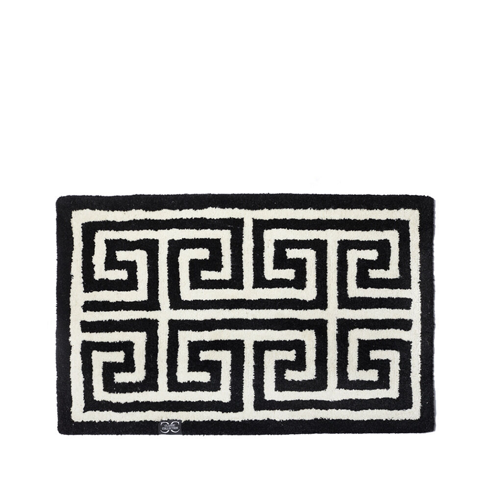 Dörrmatta Entrance, 50x80 cm, svart