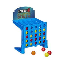 Fyra i rad-spel Connect 4 Shots
