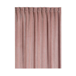 Gardin Paolo 135×290 cm dammig rosa
