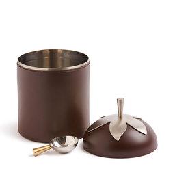 Kaffeburk Blad 215 cm
