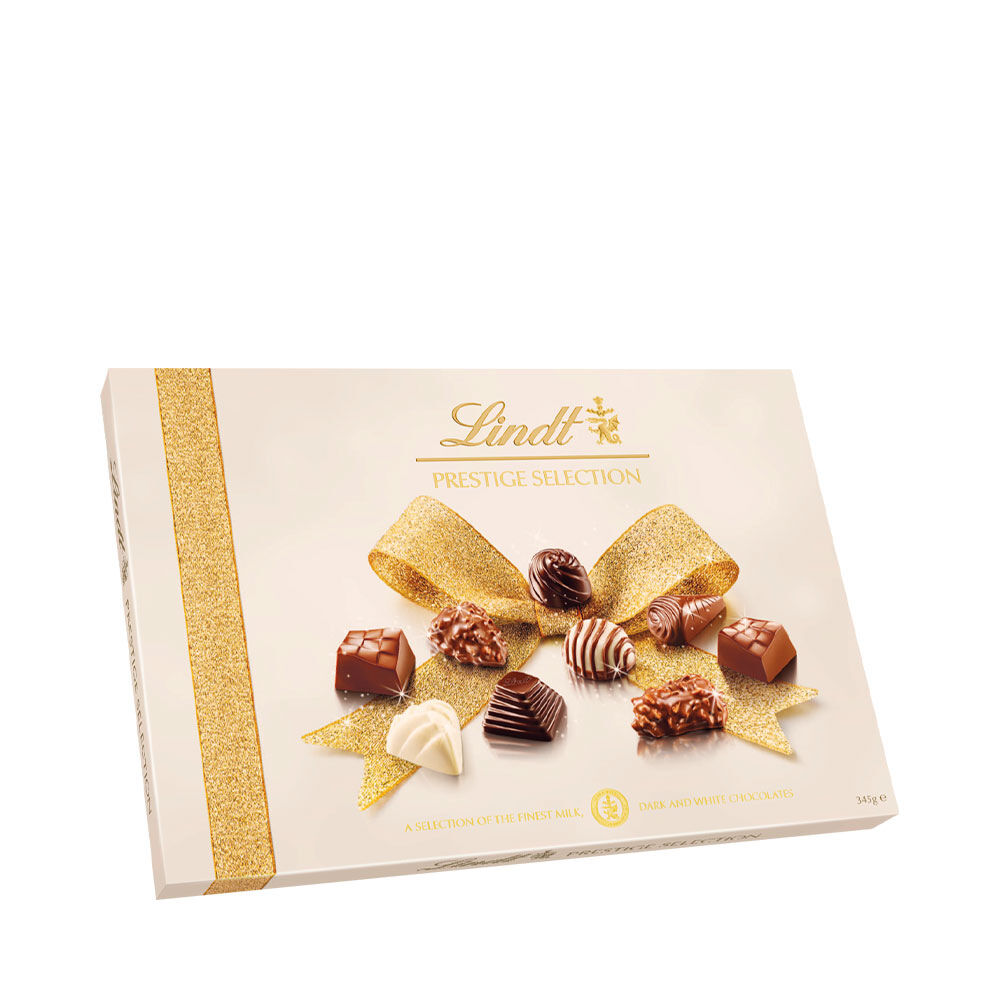 Assorted pralines Prestige Selection 345g