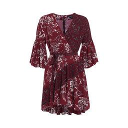 Ellette Crepe Dress