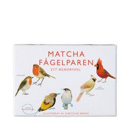Spel Matcha fågelparen
