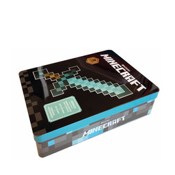 Mincraft presentbox