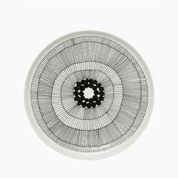 Tallrik Oiva/Siirtolapuutarha 25 cm