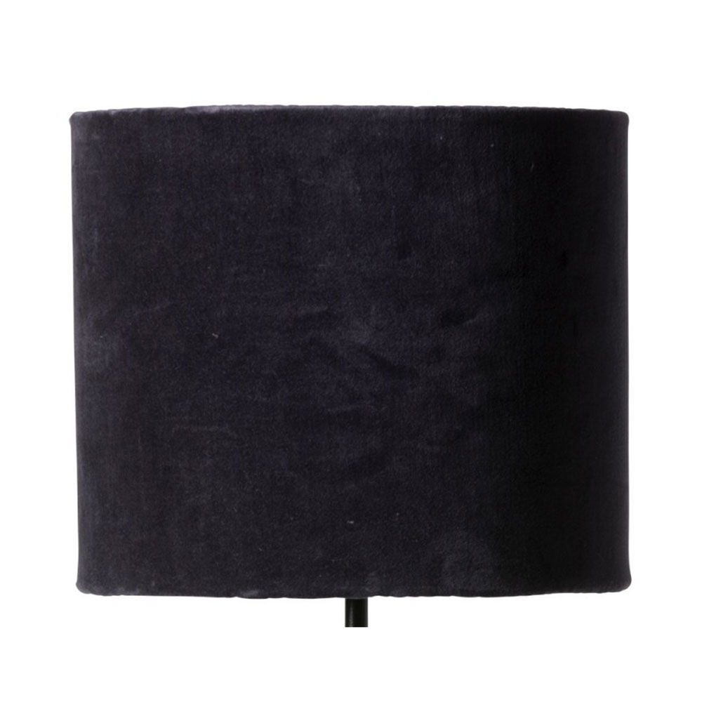Lampskärm Sanna Ø28cm dark gray
