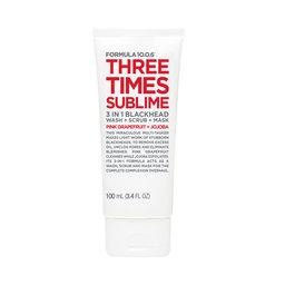 Three Times Sublime, 100 ml
