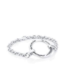 Armband AVO Bracelet, silver