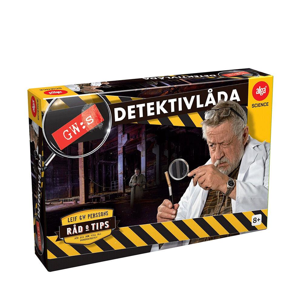 Spel GW:s Detektivlåda