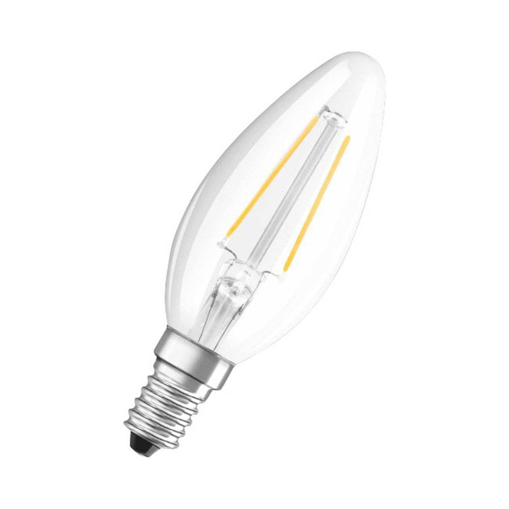 LED-lampa CL B 25 Kron E14 Filament