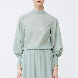 Ivana blouse white