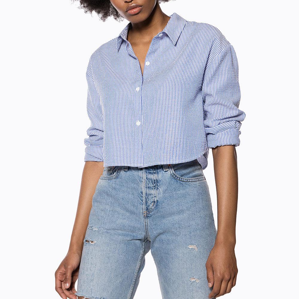 Cropped Shirt Mix
