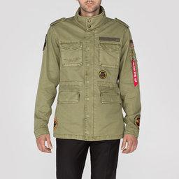 Jacket Huntington Patch